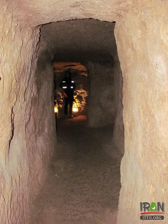 The city of Ouyi,Oeei Underground city,Underground City of Noush-abaad,Ouee,شهرزیرزمینی نوشاباد,شهر زیرزمینی نوش آباد,شهر زیرزمینی اویی,اوئی,noushabad city,nooshabad underground city,Ouyi,آران و بیدگل,استان اصفهان,isfahan province,esfahan province