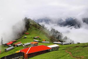 Olesbelangah Village - Above the clouds