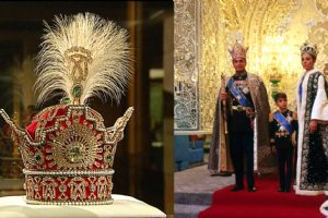 Pahlavi Crown
