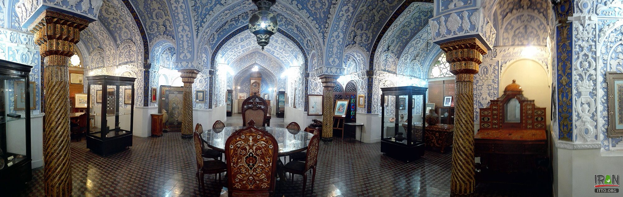 National Arts Museum of Iran,Tehran National Arts Museum,muzeye honar,tehran art museum,national art museum,موزه تهران,iran museums,iran museum,tehran museums,tehran museum,panorama,پانوراما