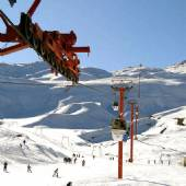 Pooladkaf International ski resort - Ardekan (Sepidan)