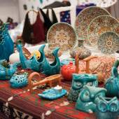 Handicrafts and Souvenirs of Qom