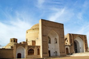 Qutb ad-Din Haydar Tomb and Mosque