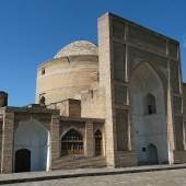 Qutb ad-Din Haydar Tomb and Mosque - Torbat Heydarieh