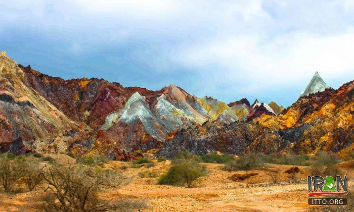 Rainbow mountains & Valley