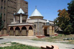 Saint Mary Church of Tabriz