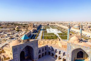 Imam Mosque (Shah Mosque) - Isfahan