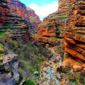 Shirz Canyon (Shirez Valley) - Lorestan Province