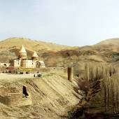 Armenian Monastery of St. Thaddeus in northwestern Iran