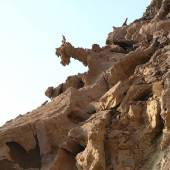Valley of the Statues in Hormuz - Persian Gulf