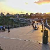 Tabiat Bridge - Tehran