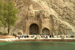 Taagh-e Bostan in Kermanshah