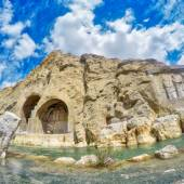 Taq-e Bostan Rock Reliefs - Kermanshah