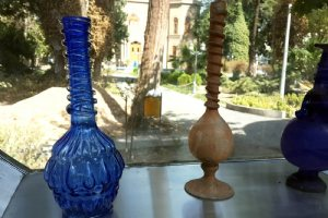 Abgineh Museum of Tehran (The Glassware and Ceramic Museum of Iran)