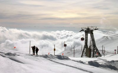 Towchal, Tuchal,Tochal international Ski Resort & Complex