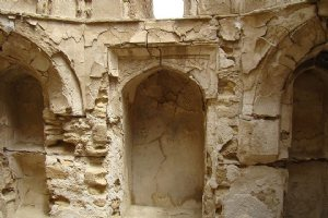 Tomb of Bibi Maryam - Qeshm Island