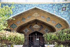 Tomb of sheikh Ruzbihan Baqli - Shiraz