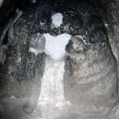 Shirin Va Farhad Catacomb near Chaldoran - West Azerbaijan
