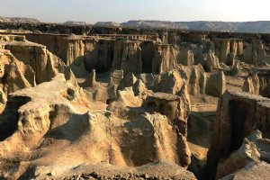 Valley of the Stars - Qeshm Island