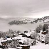 Winter in Olesbelangah Village - Masal (Gilan Province)