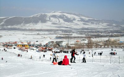 Yam Ski Resort, Marand Payam Ski Resort