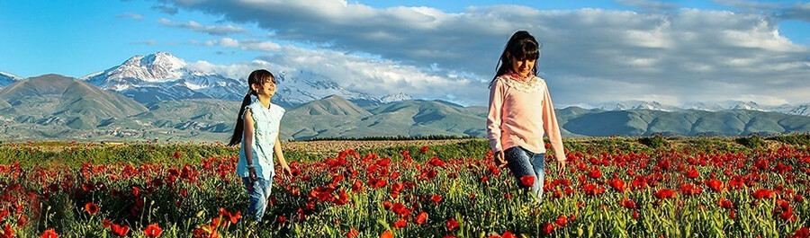Beautiful Nature of Ardabil Province